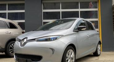 RENAULT ZOE LIMITED R110